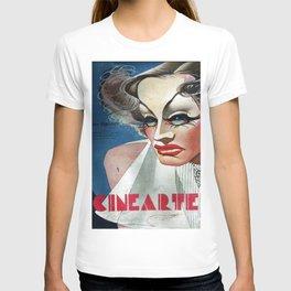 CineArte 1936 Joan Crawford T-shirt