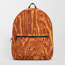 Walnut Wood Backpack