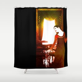 Sarayda Shower Curtain