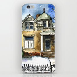 The Little Brown Bungalow iPhone Skin