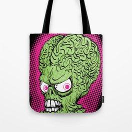 Pop Martian Tote Bag