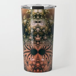 bOiler. 3D Abstract Travel Mug