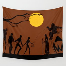Rogue Halloween Wall Tapestry