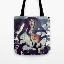 SONG TO THE SIREN Tote Bag