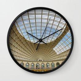 The Corn Exchange Interior Wall Clock