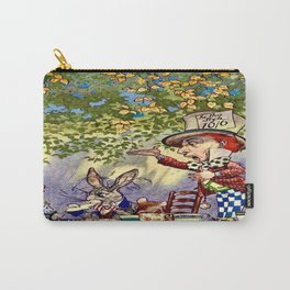 """""""This is an Un-Birthday Party!"""" by Charles Folkard  Carry-All Pouch"""