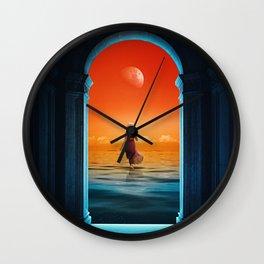 The Runaway Wall Clock