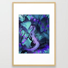 ShimmerThorn Framed Art Print