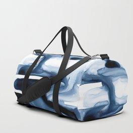 Indigo Flow no. 1 Duffle Bag