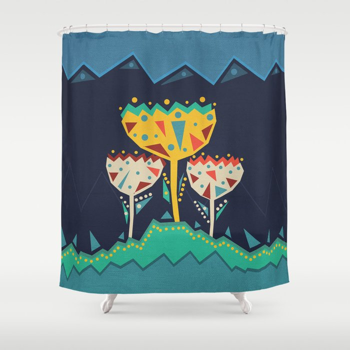 Textures/Abstract 117 Shower Curtain