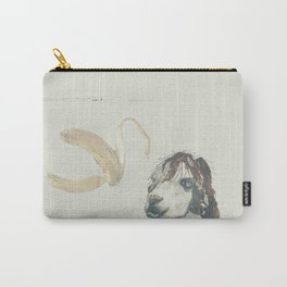 Lama banana Carry-All Pouch