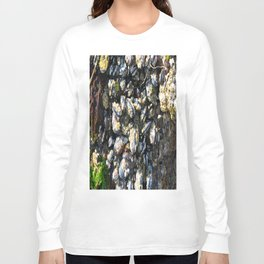 Haystack Rock's Low Tide Long Sleeve T-shirt