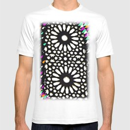 spiritual lights T-shirt
