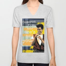 This One's For You Unisex V-Neck