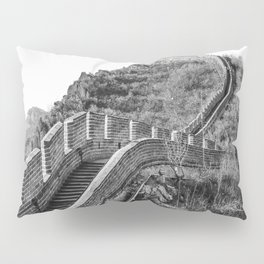 The Great Wall of China III Pillow Sham