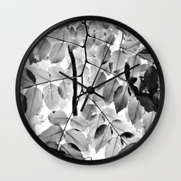 Nobody's Perfect III Wall Clock