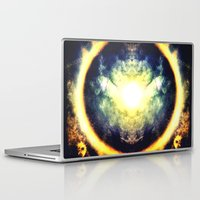 halo Laptop & iPad Skins featuring HALO by Chrisb Marquez