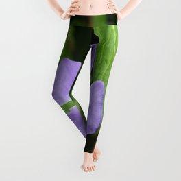 Lilac Periwinkle Leggings