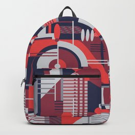 Classic Car 05 Backpack