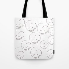 Smiling Tote Bag