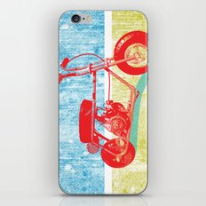 Ride N' High iPhone & iPod Skin