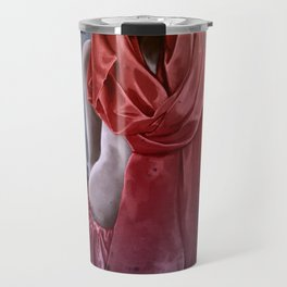 Red Cultist Travel Mug