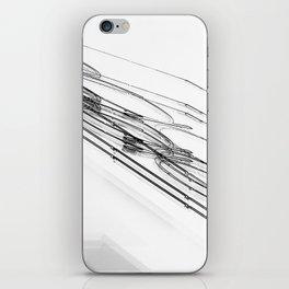 The Love Series 200 White iPhone Skin