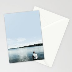 Waiting for the Hint of a Spark Stationery Cards