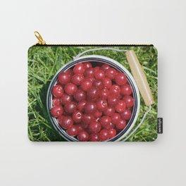 Sour cherrys fruit Carry-All Pouch