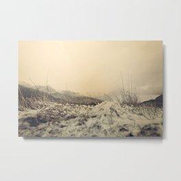 Glencoe View Metal Print