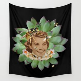 Succulent Wall Tapestry