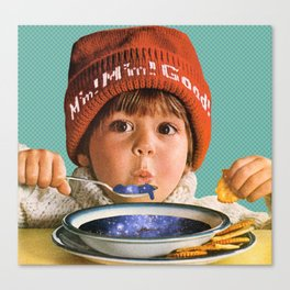 Star Soup Canvas Print