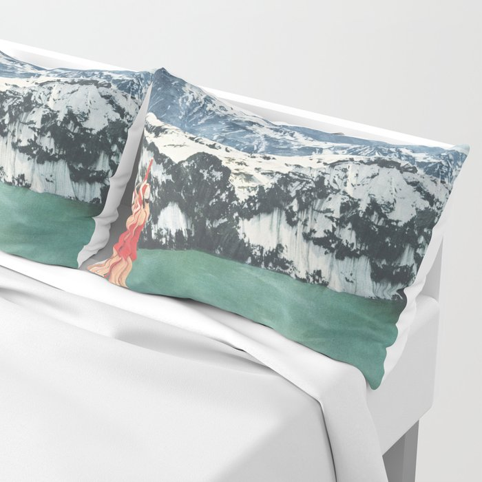 Polar Plunge Pillow Sham