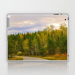 Ashton Idaho - The Road Less Traveled Laptop & iPad Skin