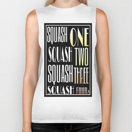 Squash One Biker Tank