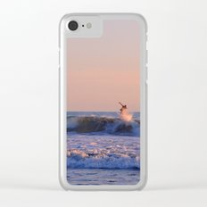 What a Jump! Clear iPhone Case