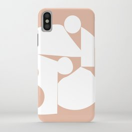 Shape study #16 - Inside Out Collection iPhone Case