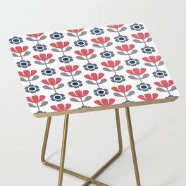 Simple flowers Side Table