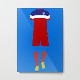 World Cup Metal Print