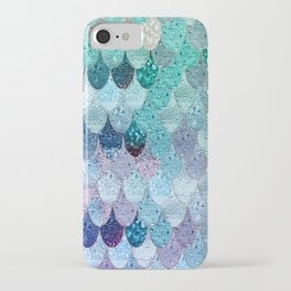 SUMMER MERMAID II iPhone Case