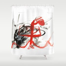 Pelican by Gavin Shower Curtain