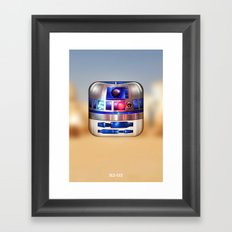 R2-D2 Framed Art Print