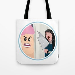 Here's Dicky ! Tote Bag