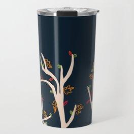 Fall Trees Travel Mug