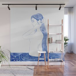 Nereid VI Wall Mural