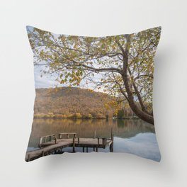 Beautiful Tennessee Fall Throw Pillow