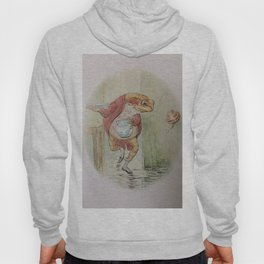 Jeremy Fisher by Beatrix Potter Hoody