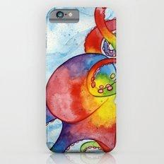 Rainbow Octopus Slim Case iPhone 6s