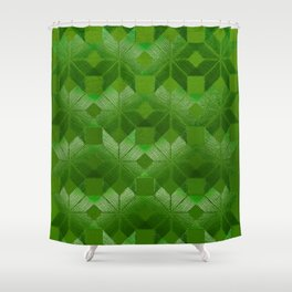 Evergreen Shower Curtain