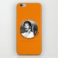 oitnb iPhone & iPod Skins featuring Gloria Mendoza - OITNB Character by Sandi Panda